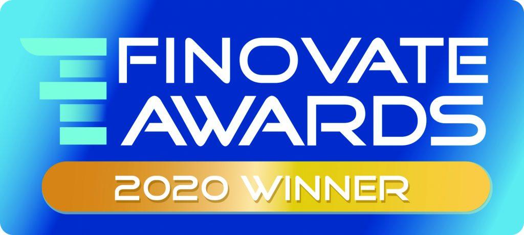 Finovate Award 2020 - Winner